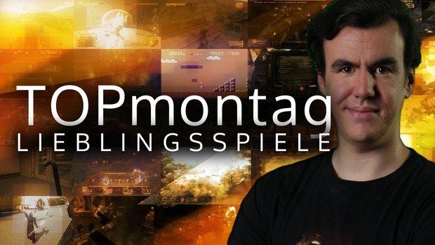 GIGA TOPmontag: Die Lieblingsspiele der Redaktion - Tom
