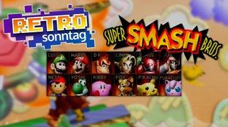 RETRO Sonntag: Super Smash Bros. für das N64!