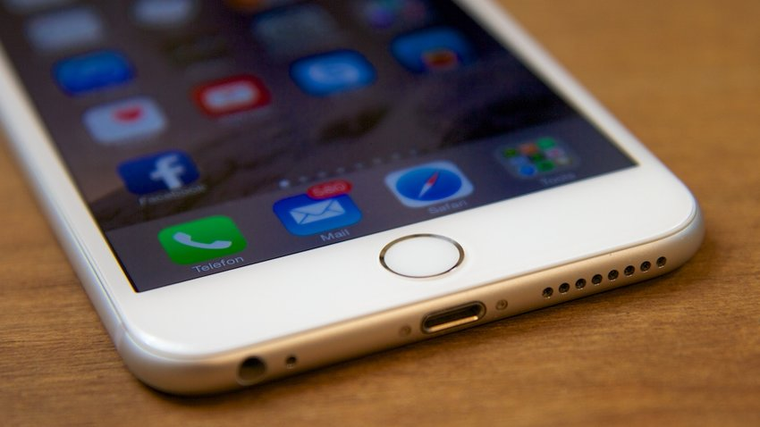 iPhone 6 Plus mit Touch ID