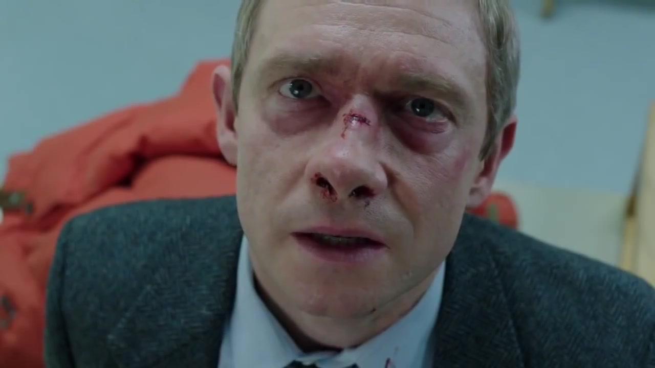 Fargo Serie Trailer Englisch