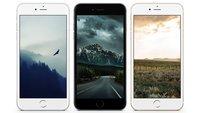 Frische Pixel: 30 Retina-HD-Wallpaper für iPhone 6 und iPhone 6 Plus