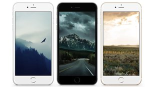 Frische Pixel: 30 Retina-HD-Wallpaper für iPhone 6 und iPhone 6 Plus