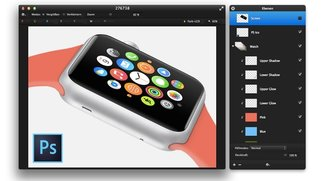 Apple Watch: Vorlagen für Photoshop (PSD) und Co. zum Download