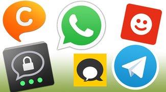 WhatsApp & Co.: Welchen Messenger nutzt ihr?
