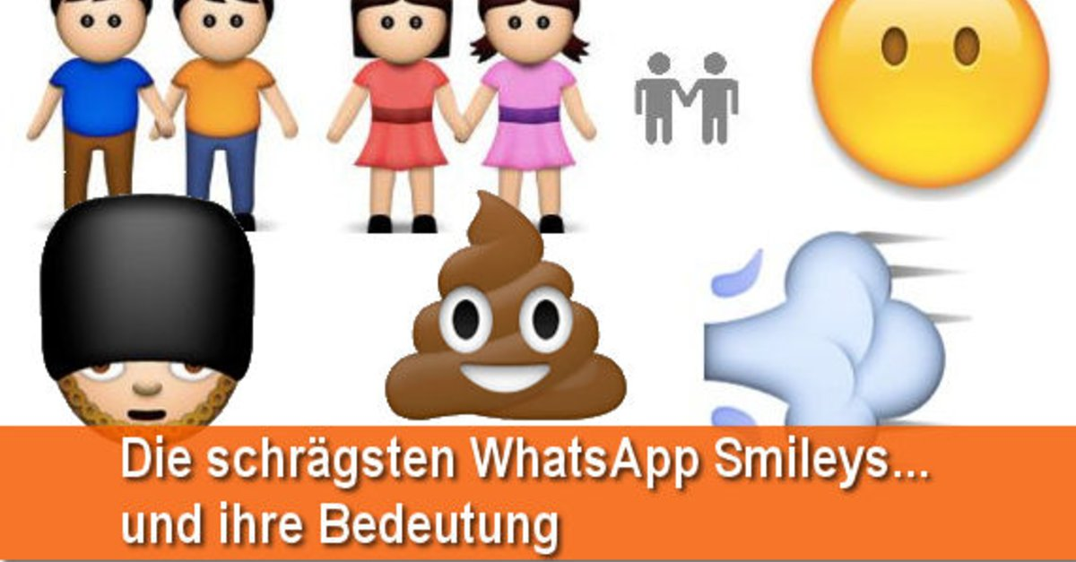die schr gsten whatsapp smileys und ihre bedeutung bild 1 bilderserie giga. Black Bedroom Furniture Sets. Home Design Ideas