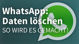 WhatsApp Speicher voll: Daten löschen am iPhone & Android (Bilder, Videos und mehr)