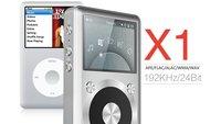 """iPod classic: FiiO X1 - Günstiger """"Nachfolger"""" vorgestellt (Update: wieder verfügbar)"""