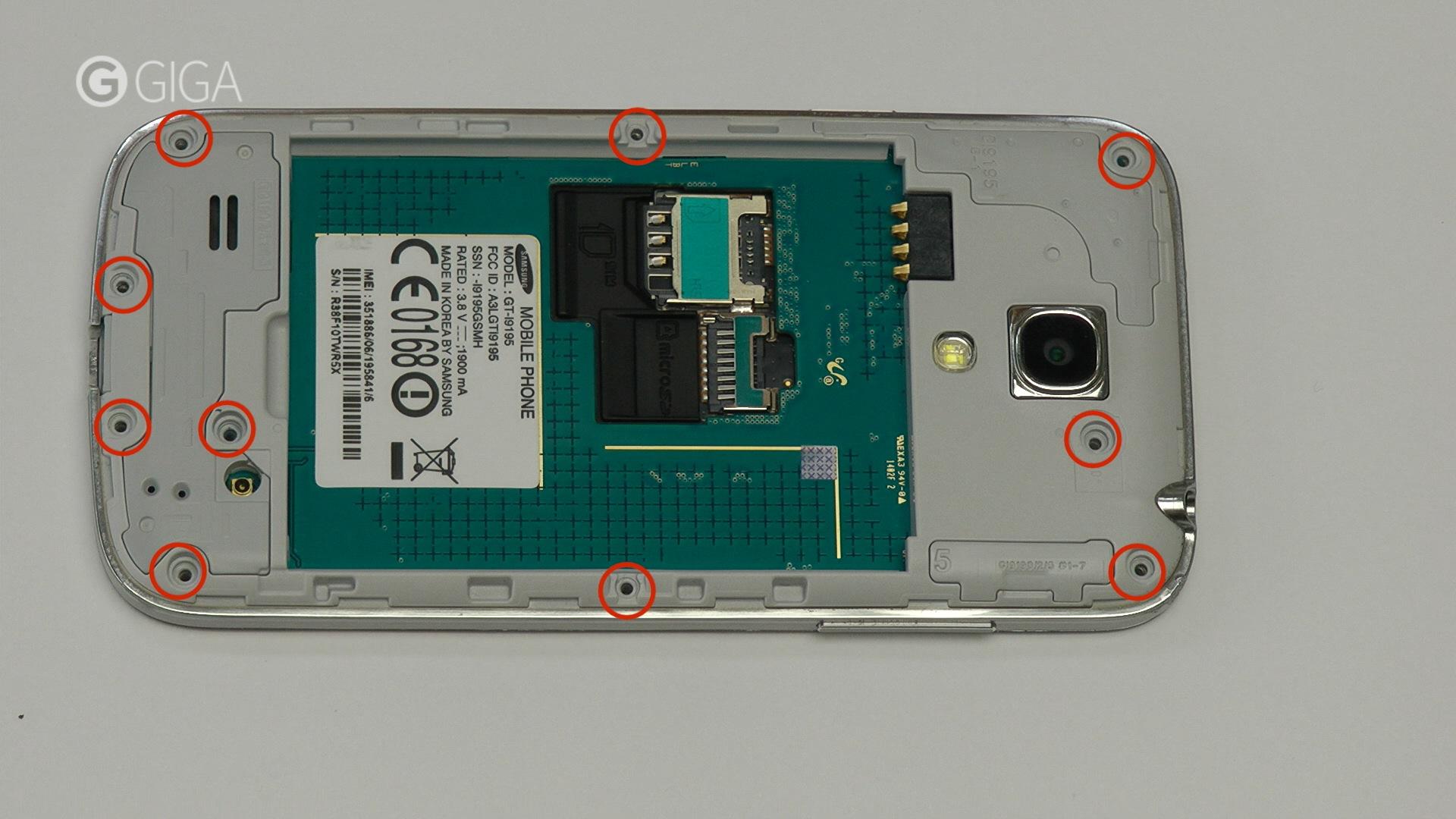Samsung Galaxy S4 mini: USB-Ladebuchse, Mikro wechseln – GIGA