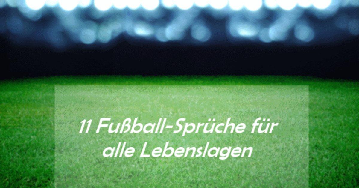 fussball sprüche zum nachdenken WM 2018: Die besten Fußballsprüche für WhatsApp und Co. – GIGA fussball sprüche zum nachdenken
