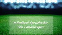 WM 2018: Die besten Fußballsprüche für WhatsApp und Co.
