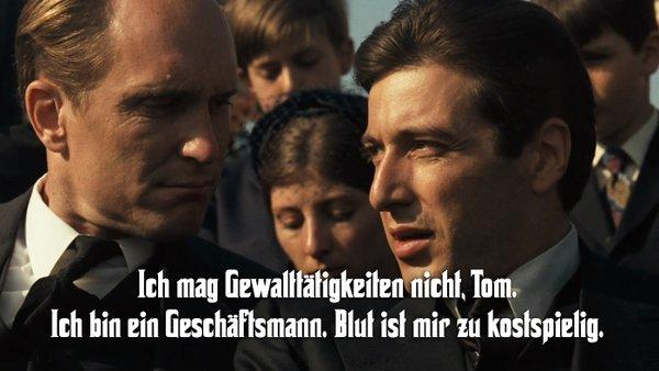 Der Pate Zitate Die Besten Sprüche Der Corleone Familie