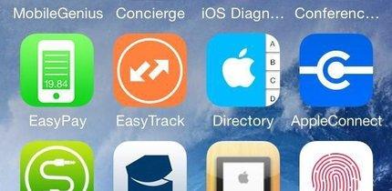 Die geheimen iPhone-Apps der Apple-Mitarbeiter