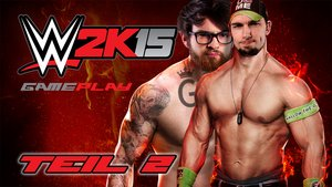 WWE 2K15 Gameplay Teil 2