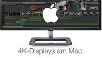4K-Monitore am Mac nutzen: Übersicht und Kaufempfehlung