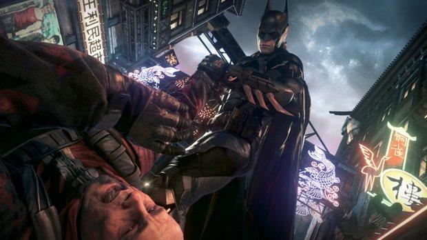 Batman Arkham Knight: Game of the Year-Edition bei Amazon aufgetaucht