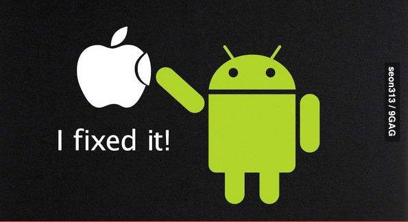 9GAG für Android: Ohne Worte... und davon findet ihr noch massig mehr in der offiziellen App