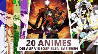 Nippon Nation: 20 spannende Anime-Serien, die auf Videospielen basieren