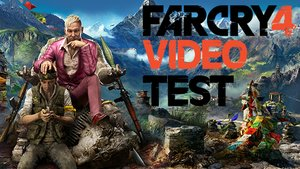 Far Cry 4 Videotest