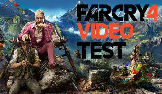 Video-Test Far Cry 4: Bewegte Bilder aus Kyrat!