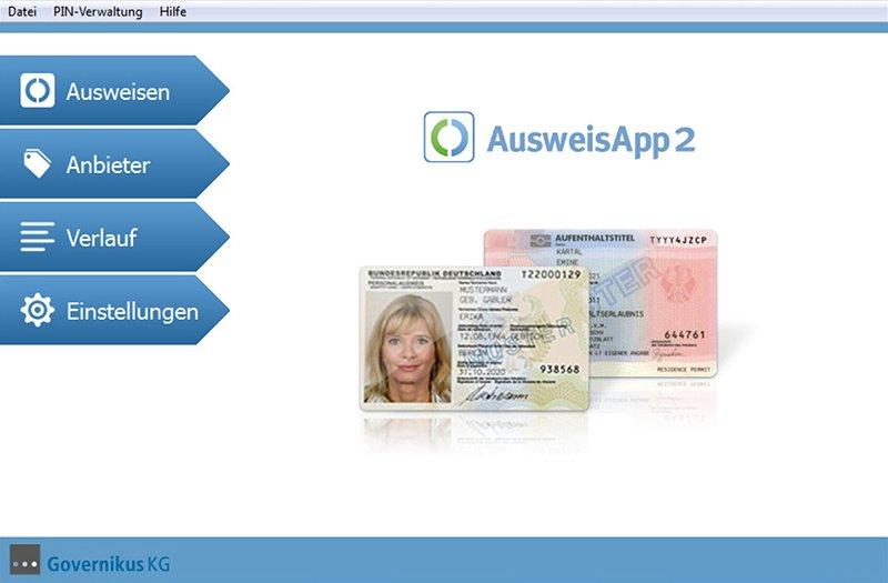 Die AusweisApp2 setzt auf Sicherheit und einfache Bedienung