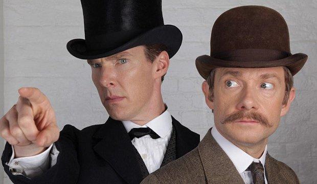 Sherlock Special 2015: Erstes Bild und mögliche Story-Details