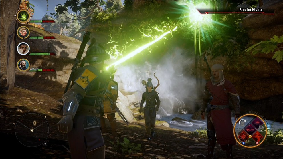 Dragon Age Inquisition Test: Riss-Sanierung mal anders.