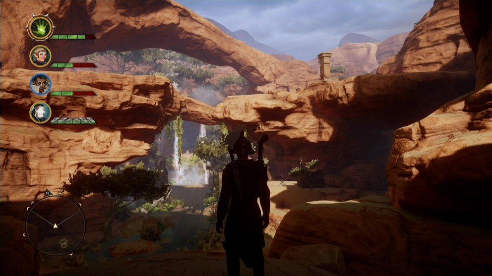 Dragon Age: Inquisition Test: Die Gebiete sind allesamt schön gestalte aber nicht besonders markant und einprägsam.
