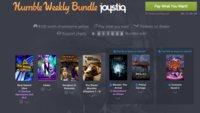 Humble Weekly Bundle: Paket zusammen mit Joystiq geschnürt