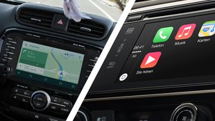 CarPlay vs. Android Auto: Beide Systeme im Video-Vergleich