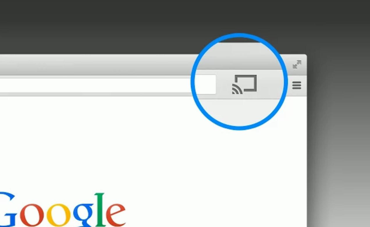 Google Cast Erweiterung