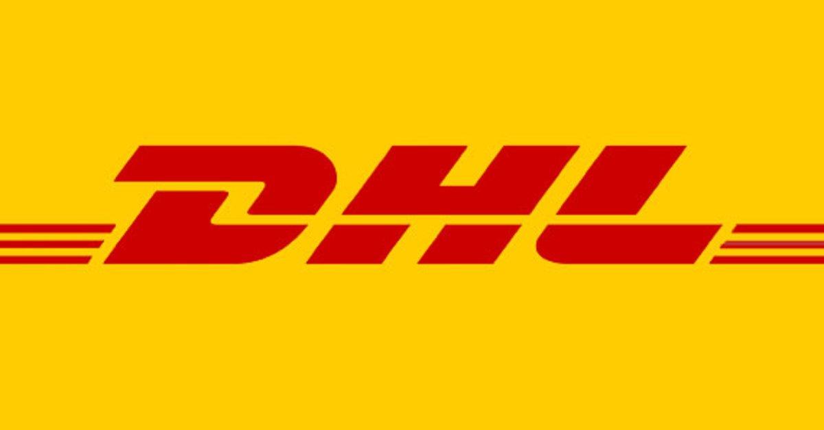 Bildergebnis für DHL logo pn