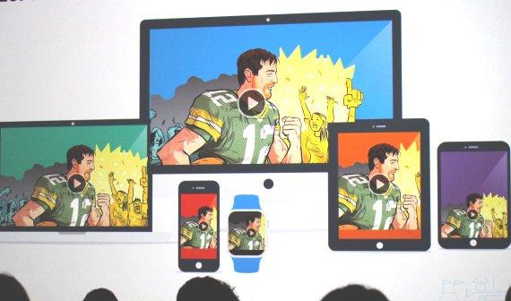 Disney Infinity mit Metal-Unterstützung, ESPN womöglich mit Watch-App