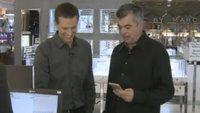 Eddie Cue zeigt Apple Pay im US-Fernsehen