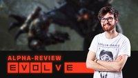 Evolve Alpha-Test: Unser Eindruck von der Monsterjagd (Video)