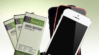 Neu: iPhone Akku-Wechsel-Set von GIGA & Fixxoo