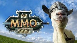 Goat MMO Simulator: Kuhlevel-Hommage an Diablo gefunden!