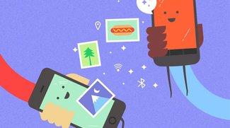 Google Copresence: Plattformübergreifender AirDrop-Konkurrent (Leak)
