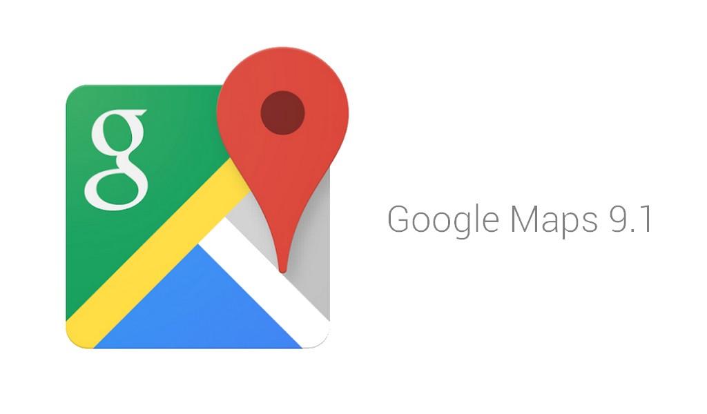 Google Maps für Android: Update auf Version 9.1 bringt ... on