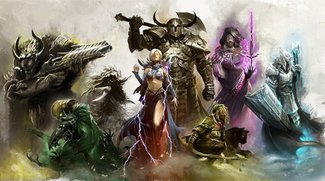 Guild Wars 2: Jetzt um 50 % reduziert dank Black Friday