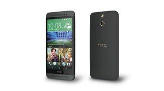 HTC One (E8): Kunststoff-M8 mit 13 MP-Kamera für Deutschland angekündigt und bestellbar