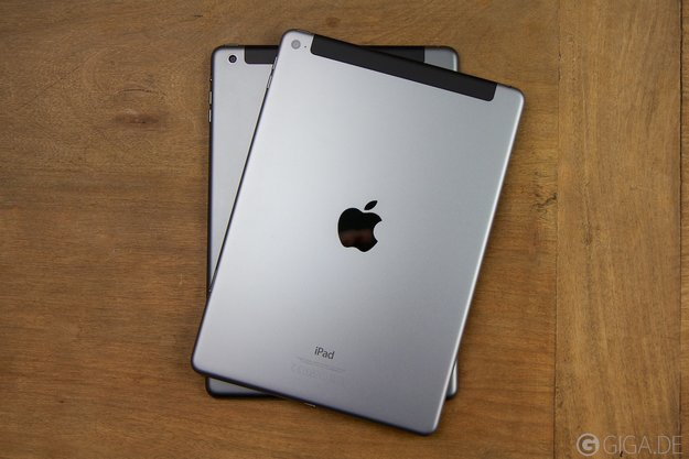 KGI: iPad Air 3 im 1. Halbjahr 2016, aber ohne 3D Touch