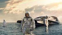 Interstellar: Exklusive Erkundungstour des Raumschiffs Endurance