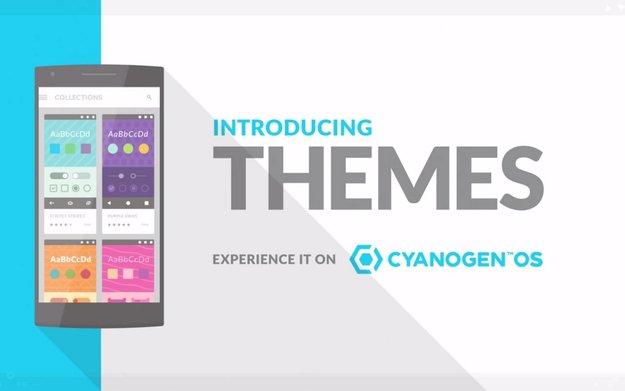 CyanogenMod: Themes Studio vorgestellt, Design-Wettbewerb zum Launch