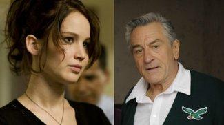 News der Woche: Jennifer Lawrence & Silver Linings Team wiedervereint