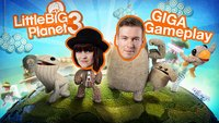 GIGA Gameplay: Little Big Planet 3 - Voll auf'n Sack... boy!