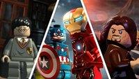 Mehr als nur Klötzchen: 15 LEGO-Videospiele, die sich lohnen