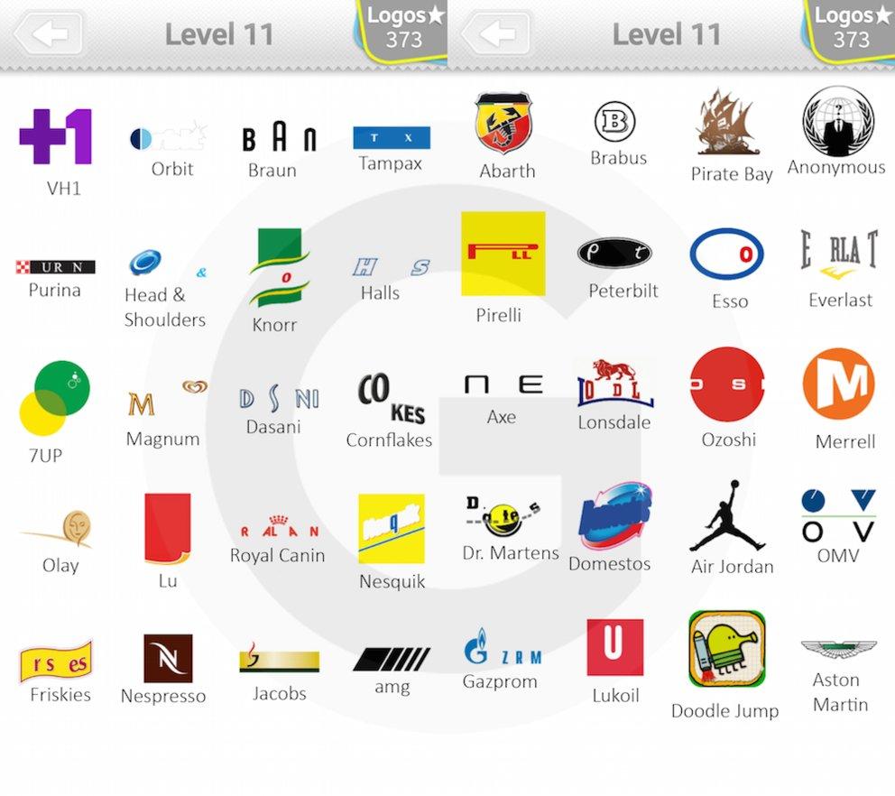 logos quiz lösungen level 1