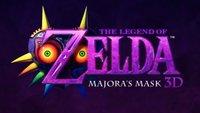 The Legend of Zelda: Majora's Mask für Nintendo 3DS im Frühjahr 2015