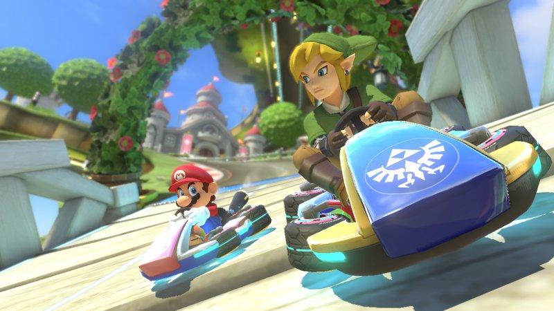 MarioKart 8 DLC Link