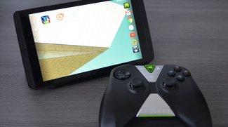 NVIDIA Shield Tablet: Android 5.0 Lollipop-Update wird verteilt – unser erster Eindruck